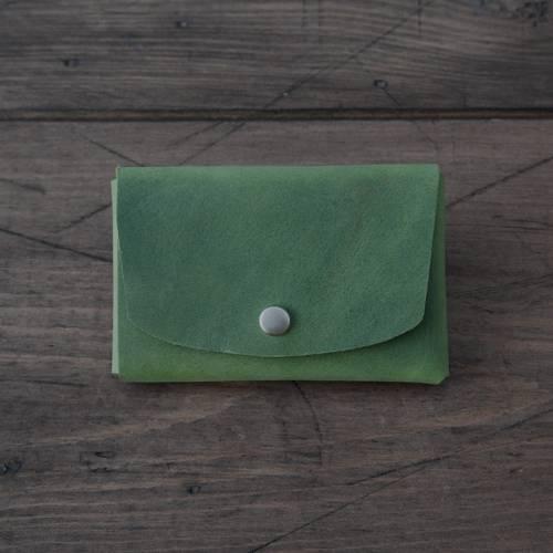Green Snap Wallet