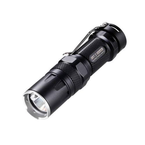 SRT3 LED Flashlight