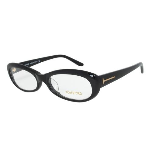 Black Oval  Eyeglasses Frame   Size 53