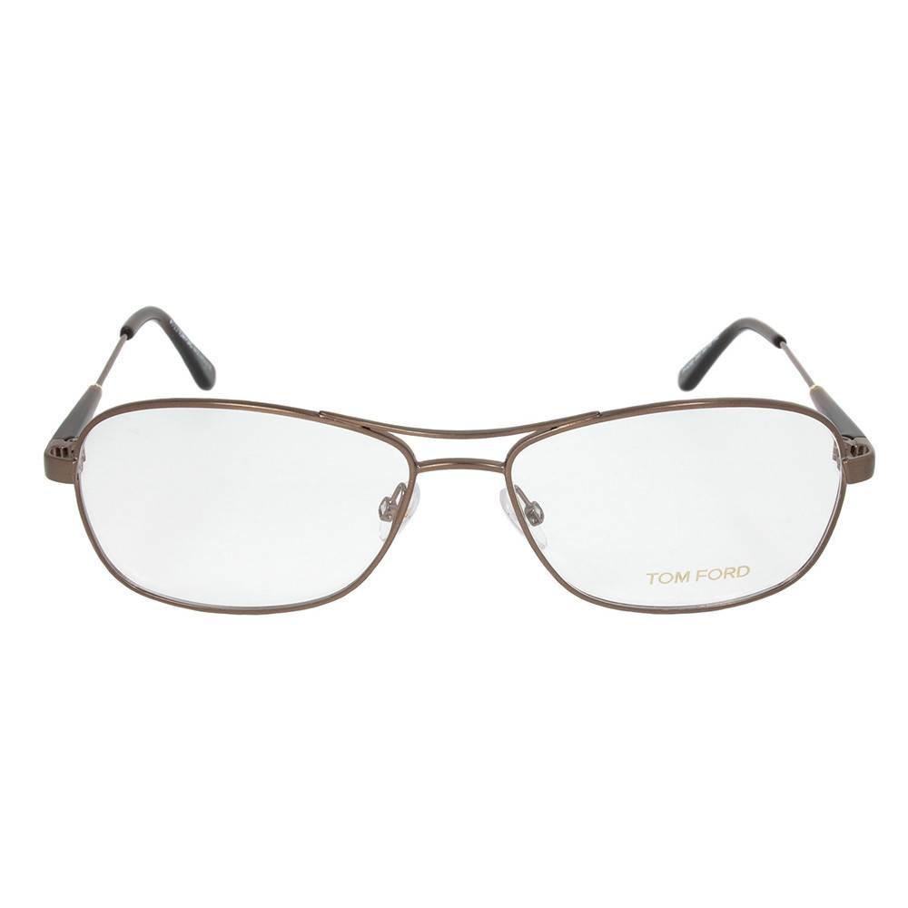 Bronze Eyeglasses Frame | Size 56
