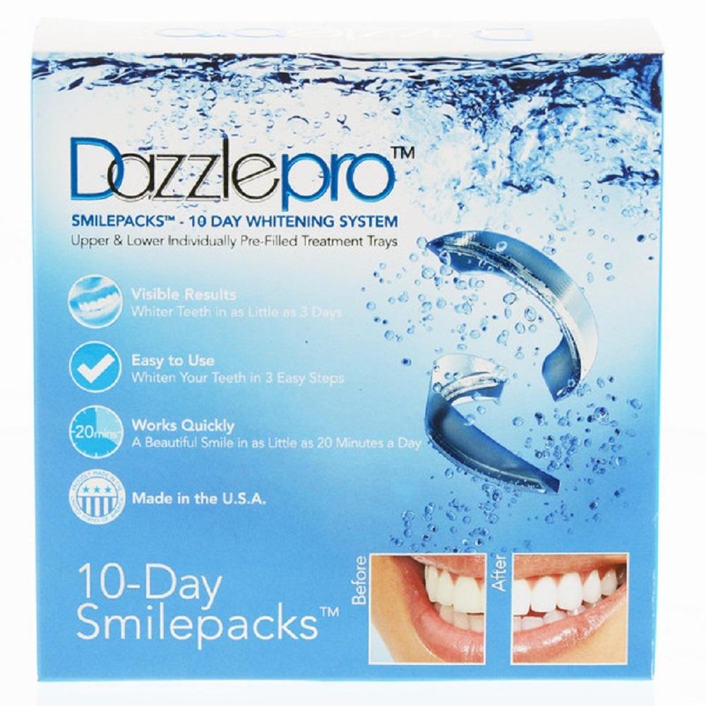 10 Day Smilepacks | Dazzlepro