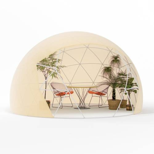 Garden Igloo | Canopy Cover
