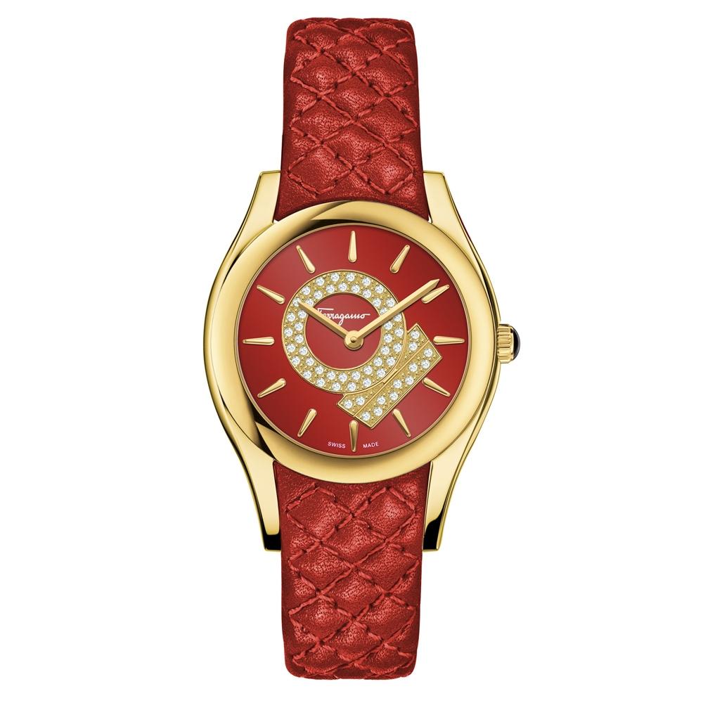 Ferragamo | Lirica Christmas Women's Watch
