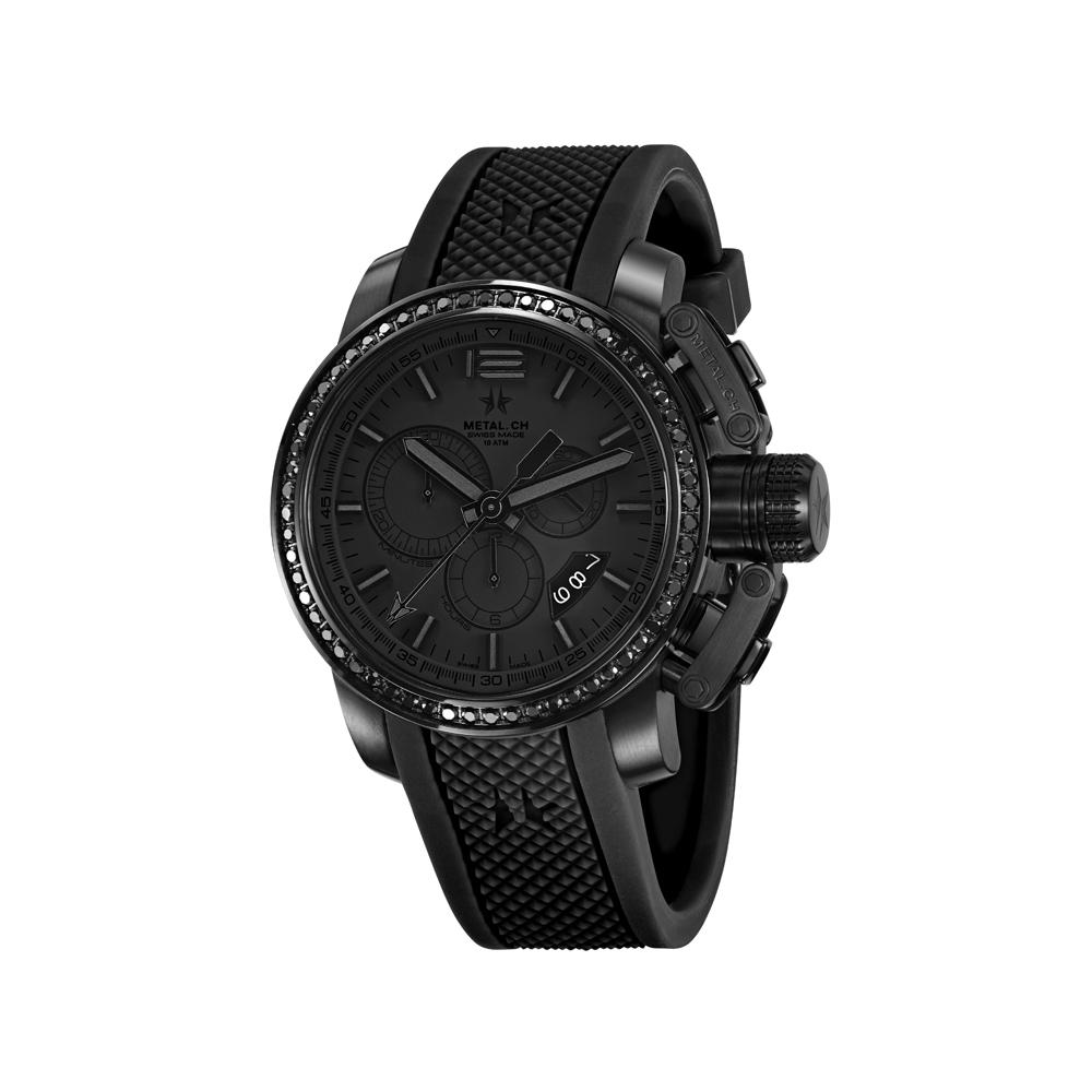 Metal CH watch | Chrono 2428
