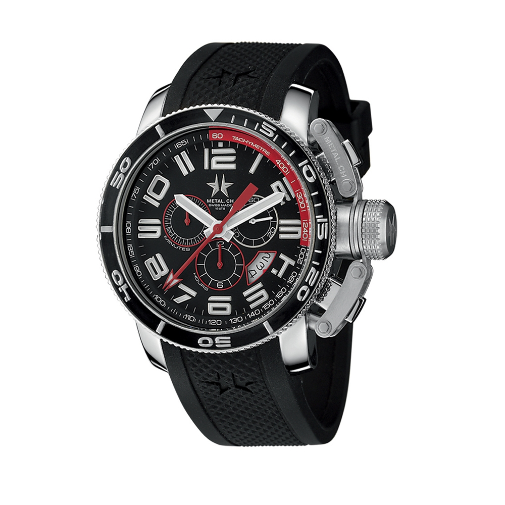 Metal CH Watch | Diver 3120