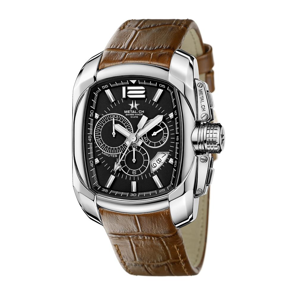 Metal CH Watch   Club 5120