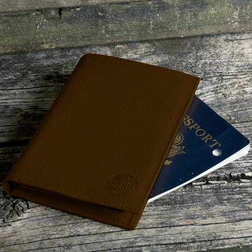 Polk Passport Holder