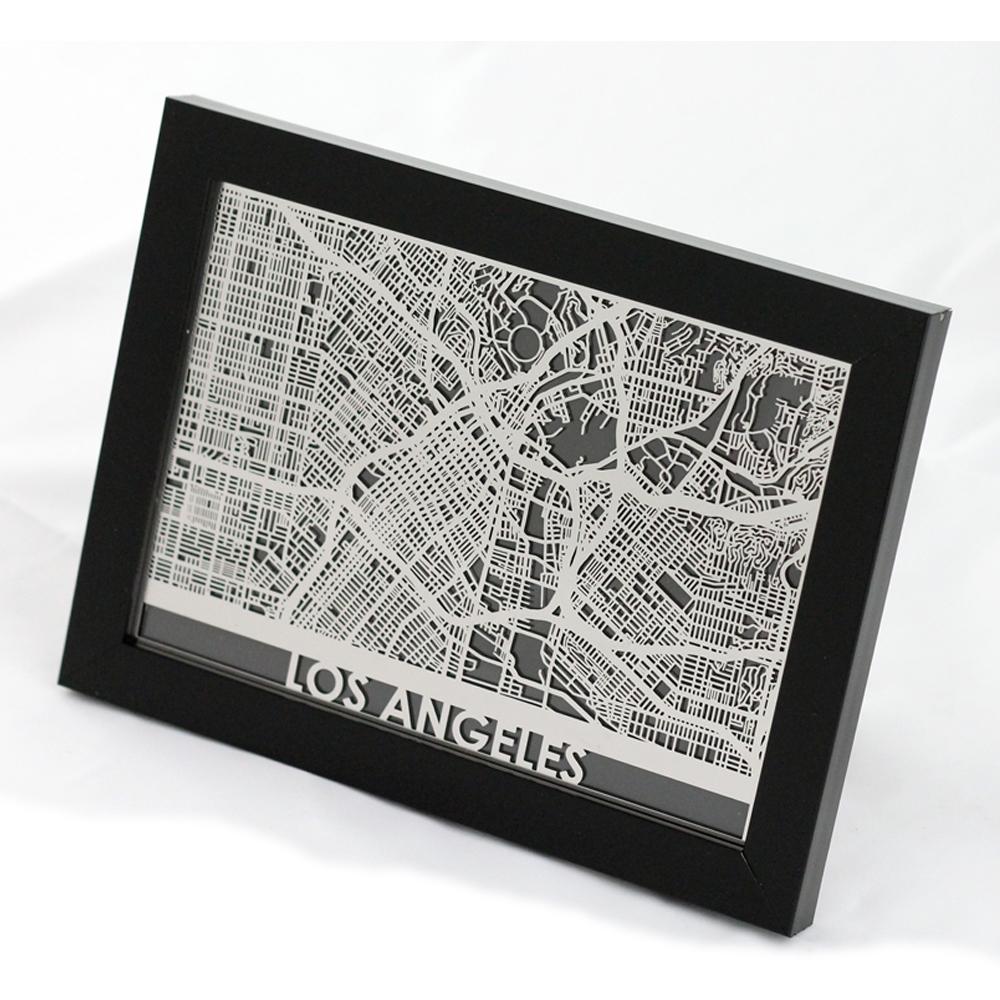Los Angeles | Cut Maps