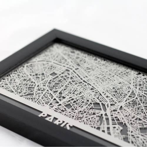Paris   Cut Maps