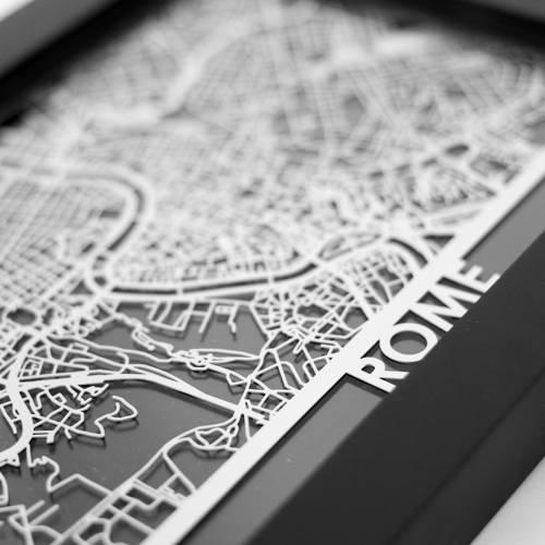 Rome | Cut Maps