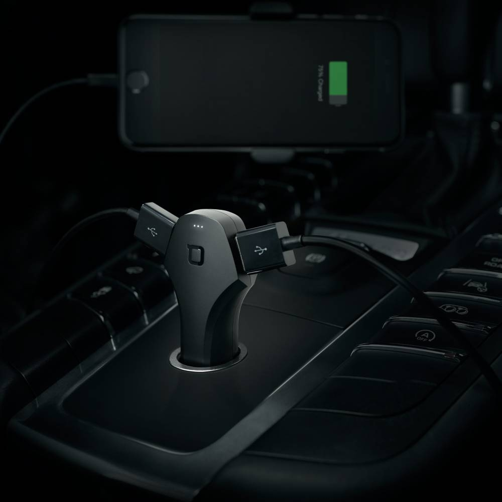 Zus Smart Car Charger   Nonda