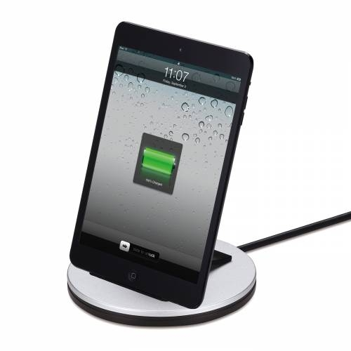 Just Mobile | AluBolt | iPhone and iPad Mini Charging Dock