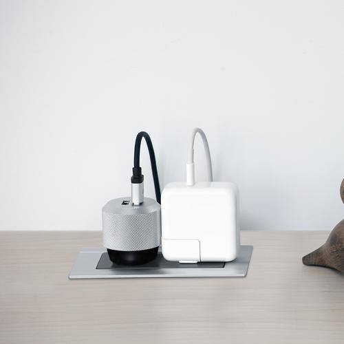 Just Mobile   AluPlug   Wall Charger   Tablet & USB Devices