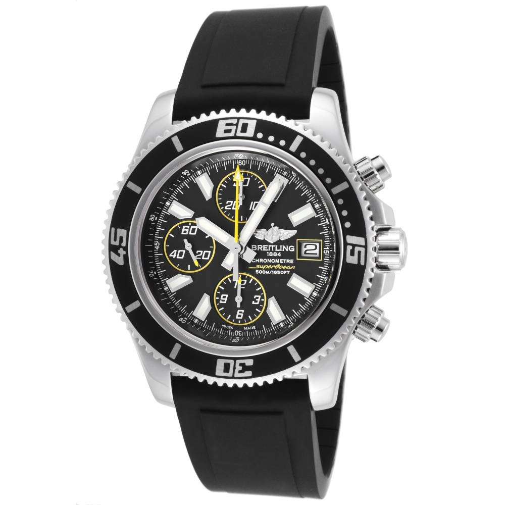 SuperOcean Automatic Chronograph | Breitling Watches