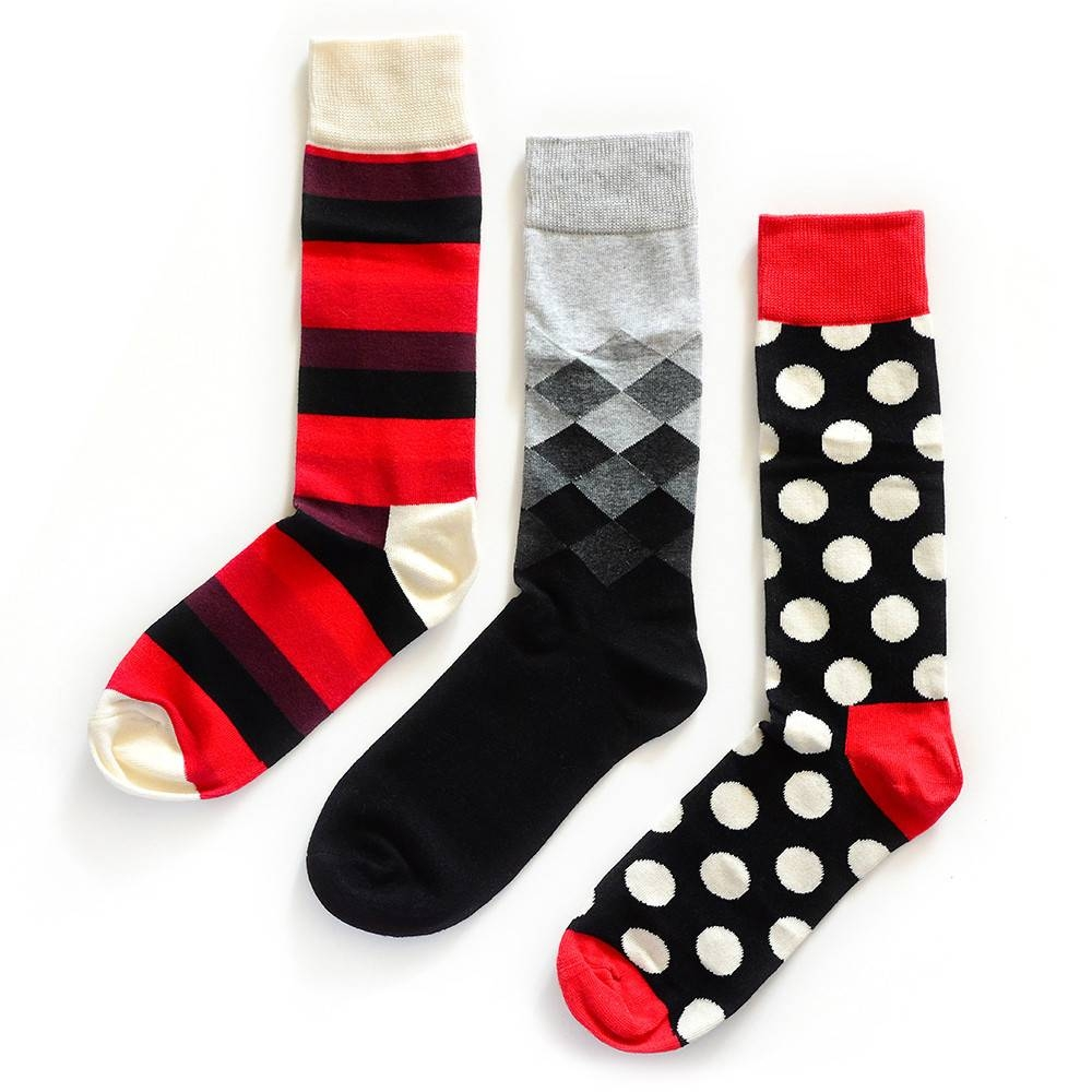 Bodhi 3-Pack | Happy Socks