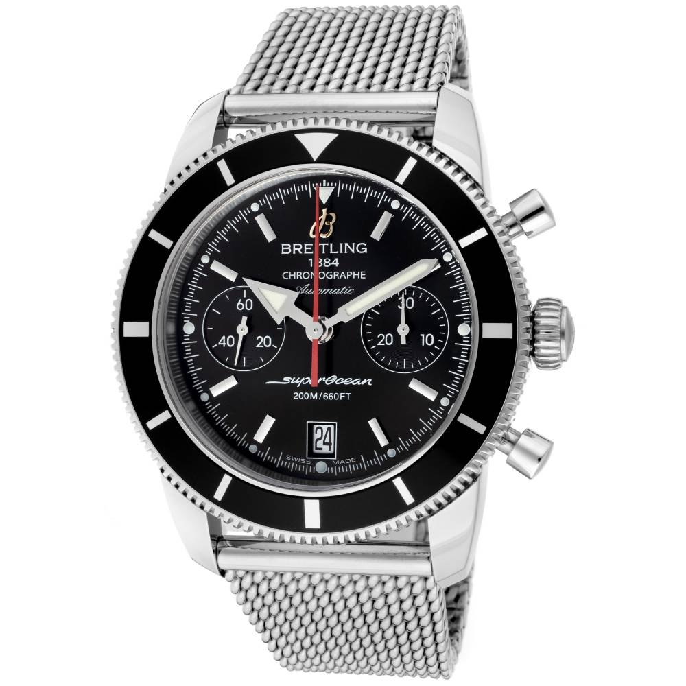 Superocean Heritage Auto Chrono | Breitling Watches