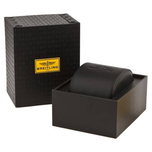 Limited Edition Chronomat 44 Blackbird   Breitling Watches