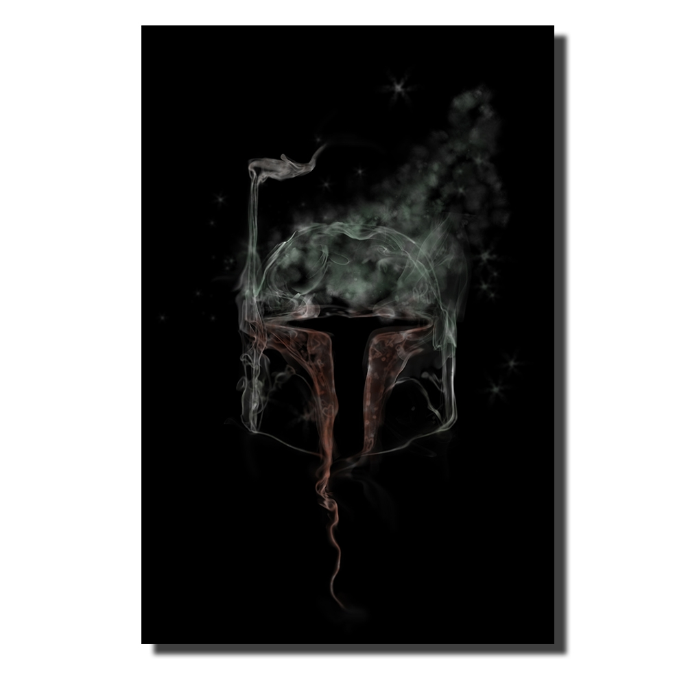 Smoke Boba Fett | Power Cosmic