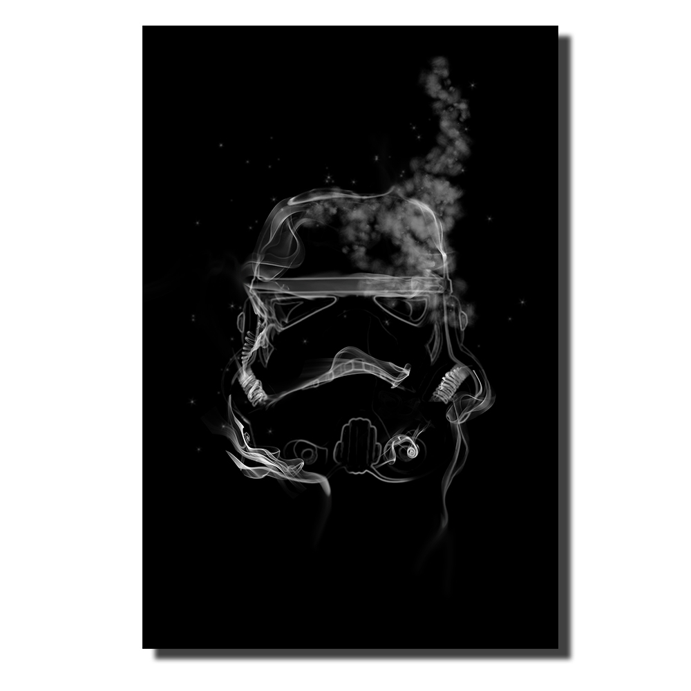 Smoke Storm Trooper | Power Cosmic