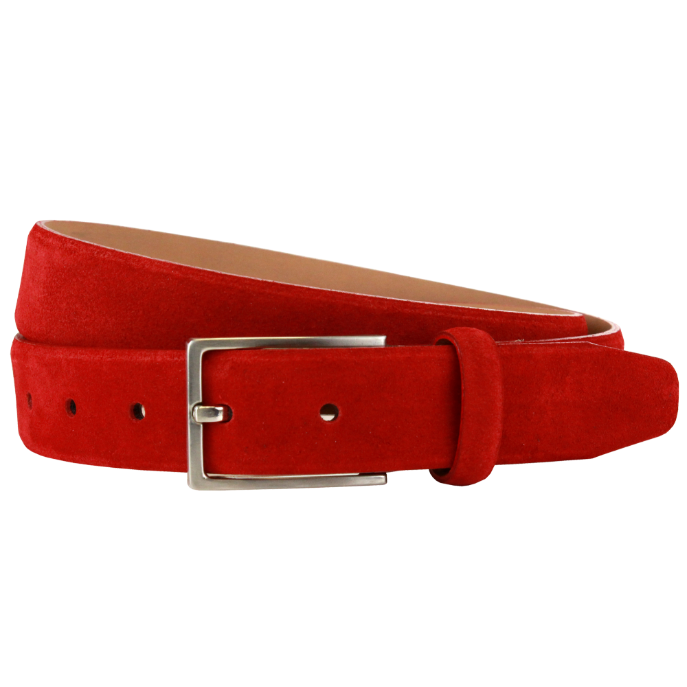 True Red Colesbourne | British Belt Company