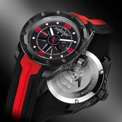 Ultimate ES60 Sport Watch   Wryst Watches