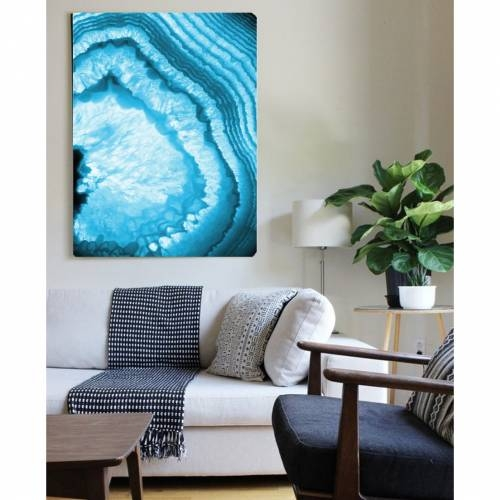 In To The Deep Canvas Print | Vivienne East