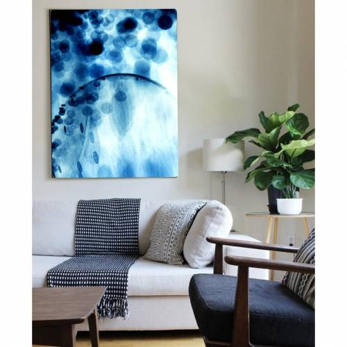 Oceanic Canvas Print | Vivienne East