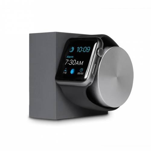 Apple Watch Dock | Native Union | Slate Silicone
