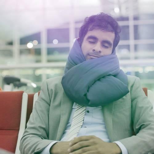 Infinity Pillow | Huzi Design