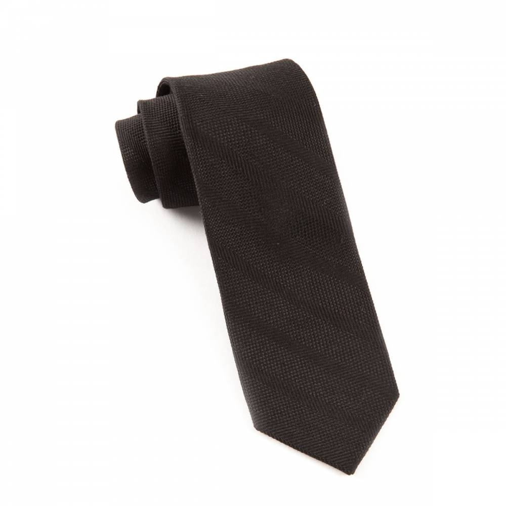 Textured Wool Stripe | The Tie Bar