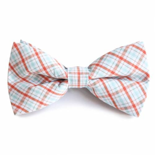 Engine Check Bow Tie | The Tie Bar