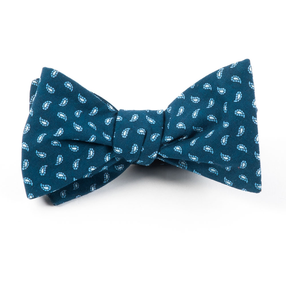 Relic Paisley Bow Tie | The Tie Bar