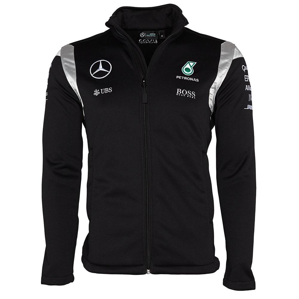 Mercedes benz team shirt for Mercedes benz women s jacket