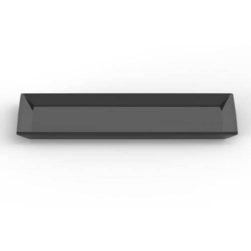 Rectangular Serving Plate - Black