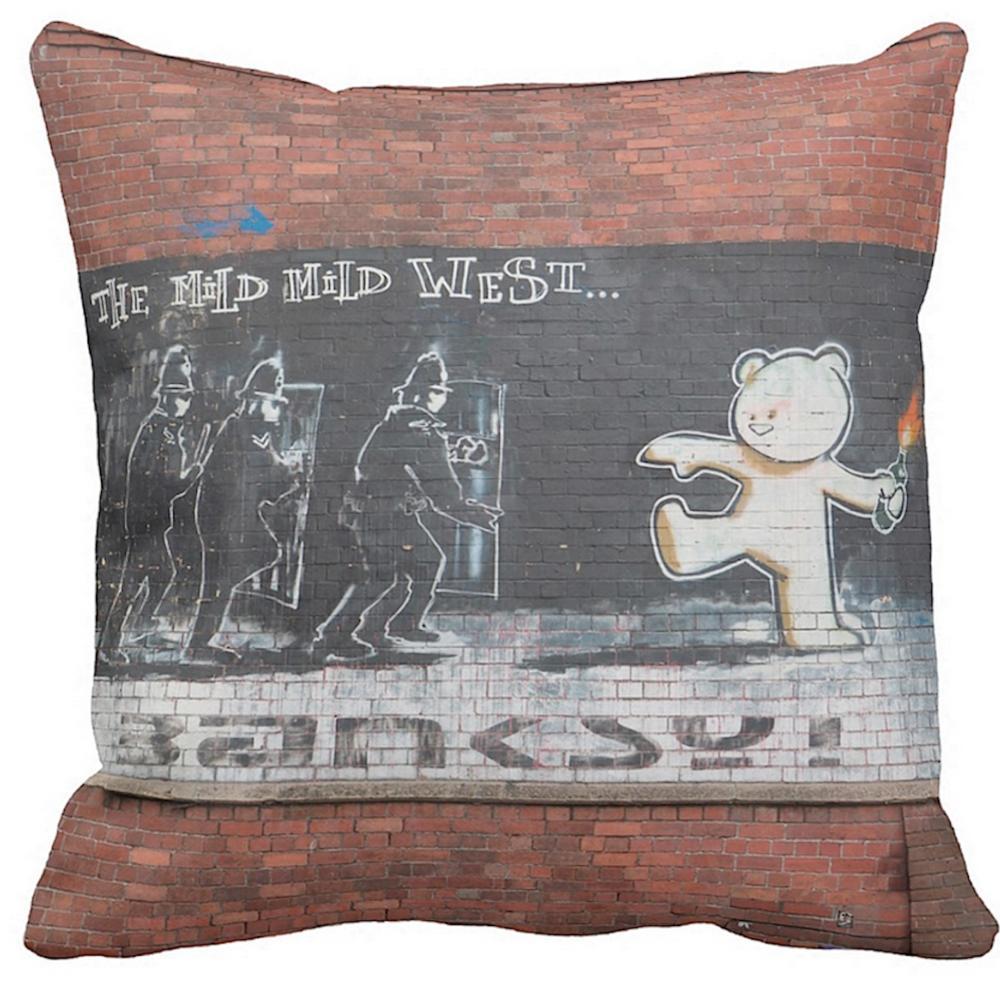 The Mild Mild West | Banksy Art | iLeesh