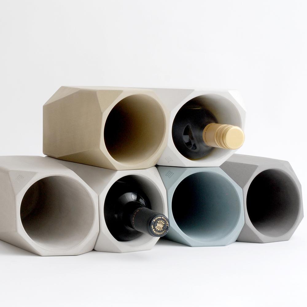 Corvi Concrete Wine Cooler | Set of 6 | IntoConcrete