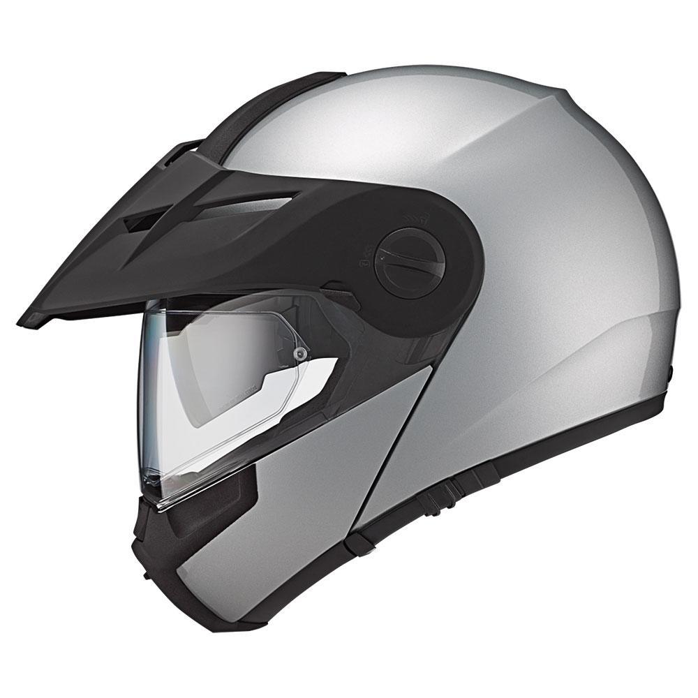 E1 | Gloss Silver | Schuberth Helmets