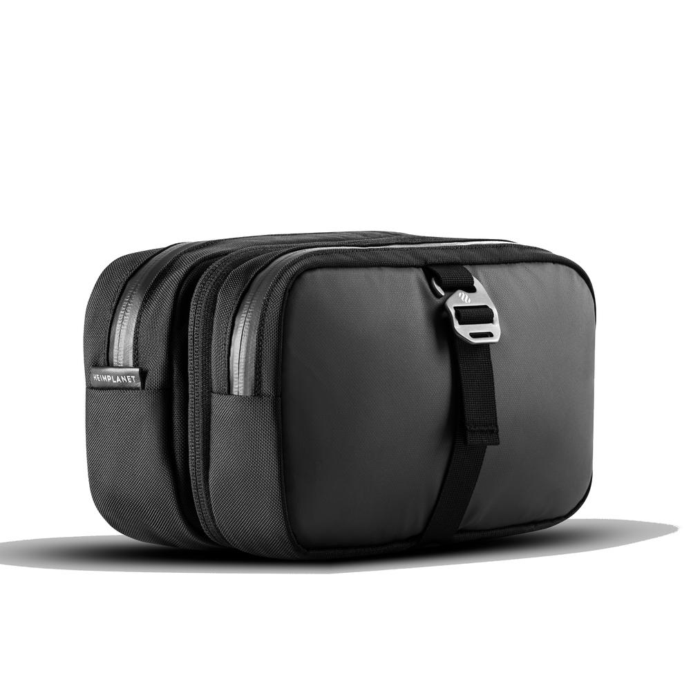 Monolith Dopp Kit | Black | HeimPlanet Tents and Bags