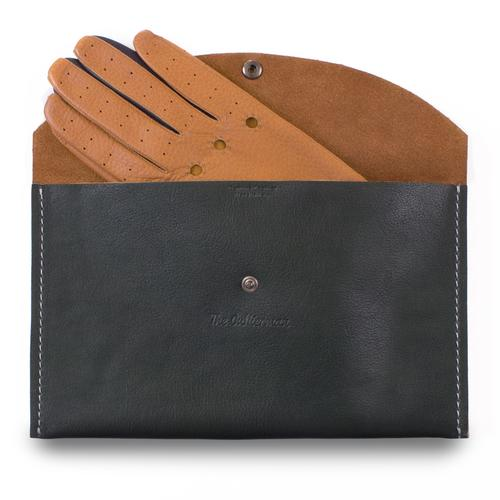 The Top Gear | Deerskin Camel Gloves | The OutlierMan