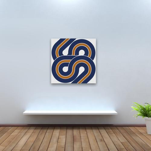 Snake // Blue
