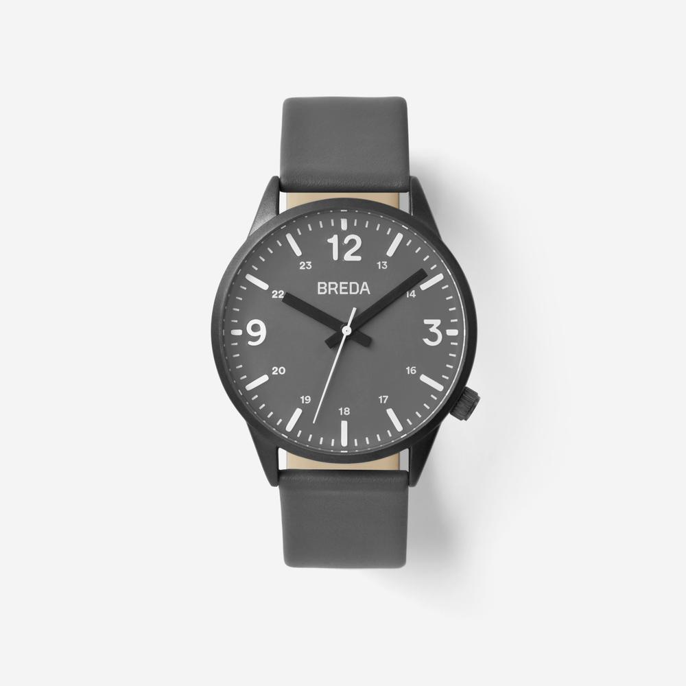 slate grey breda watches