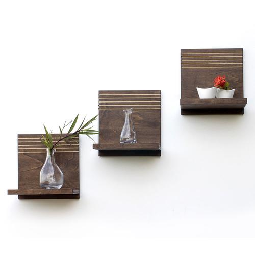 Spa Floating Shelves | Set of 3