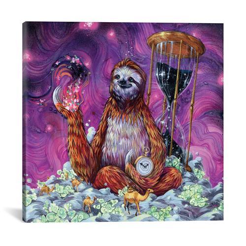 Time Master Poop Sloth