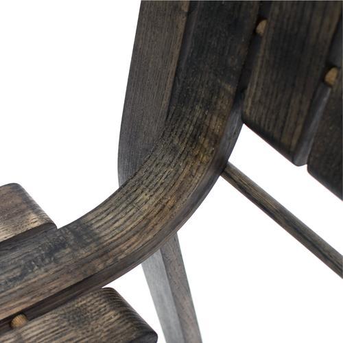Unit Chair | Ebonized American Ash | Tom Will Make