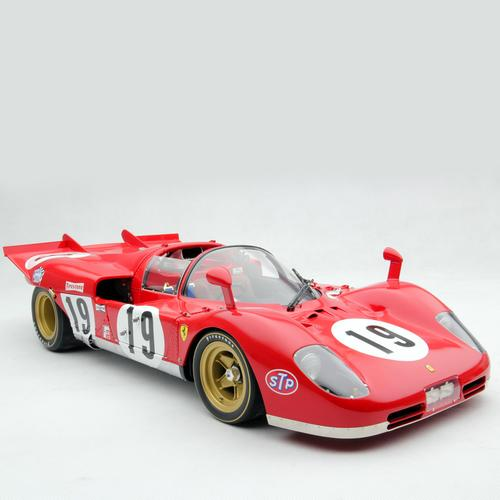 Ferrari | 512S 1970 Sebring | With Display LED