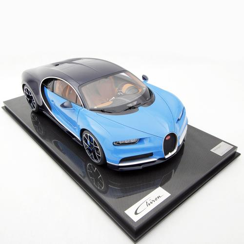 Bugatti | Chiron 2016 | Amalgam | 1:8 Scale Model Car
