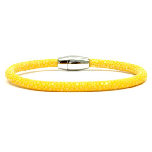 Bracelet | Single Stingray | Yellow