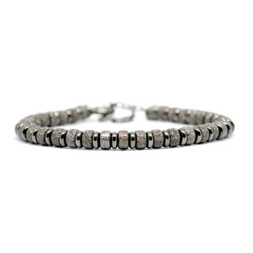 Bracelet | Multi Beads | Black