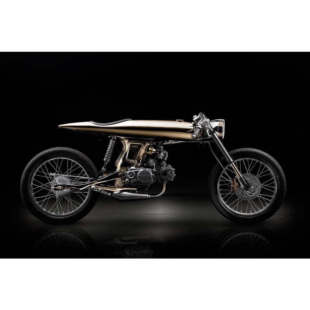 Eve Alchemist | Honda Supersport 125cc | Bandit9 Motorcycles