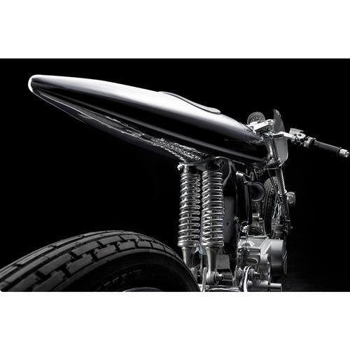 Eve Chrome | Honda Supersport 125cc | Bandit9 Motorcycles